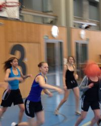 Basketturnier 8. Stufe